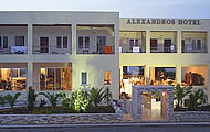 Alexandros Hotel, Sissi, Lasithi, Crete, Greek Islands, Greece Hotel