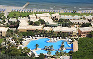 Rithymna Beach Hotel near the sea in an area full of green