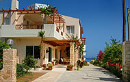 Sofia Beach Hotel, Sfakaki, Adele, Rethymnon City, Holidays in Crete Island, Greece
