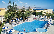 Vantaris Beach Hotel, Kavros Apokoronou, Crete Island Accommodation