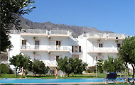 Captain Tom Apartments, Fragocastelo Crete Island, Crete hotels and apartments