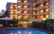 Akali Hotel, Chania Town, West Crete, Swimming pool, Rooms