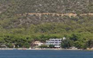 Stella Maris Hotel,Galatas,Argosaric Islands,beach,sea,Poros