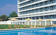 Greece, Peloponissos, Achaia, Patra, Kastellokampos, AirotelAchai Beach Hotel, with pool, close to the beach, with jacuzzi