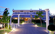 Logga Beach Hotel, Logga, Hrani, Messinia, Peloponnese, South Greece Hotel