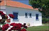 Greece,Peloponissos,Messinia,Romanos,Anna Apartments