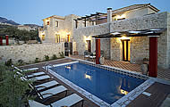 Olympia Villas, Stoupa Village, Messinia Region, Peloponnese Area, Holidays in Greece