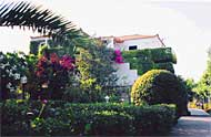 Anna Apartments,Peloponnese,Stoupa ,Messinia,Messiniakos Bay,Beach,Garden.