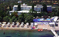 Grand Bleu hotel,Sterea,Evia island,Eretria,Dirfis,Beaches,with pool,Garden