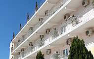 Eviana Beach Hotel, Eretria Town, Evia, Central Greece Hotel