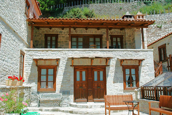 Greece,Central Greece,Evritania,Koryschades,Anatoli Apartments