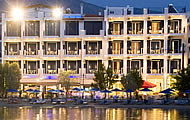 Trokadero Hotel, Itea Village, Fokida Region, Holidays in Central Greece
