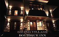 Grand Village Boutique Inn, Megalo Horio, Evritania, Central Greece Hotel