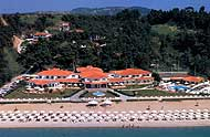 Possidi Holidays Resort,Chalkidiki,Kalandra,beach,Holomontas,sea,mountain,with pool,amazing garden