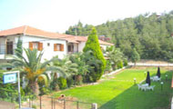 Greece, North Greece, Macedonia, Halkidiki, Nea Potidaia, Apartments Nikis House, close to the beach