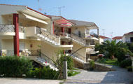 Greece, North Greece, Macedonia, Halkidiki, Polichrono, Georges Apartments, close to the beach