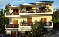Sarizas Apartments, Siviri Village, Siviri Beach, Halkidiki, Macedonia, Holidays in North Greece