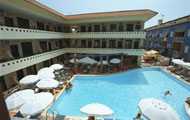 Greece, Macedonia, Halkidiki, Pefkohori, Philoxenia Hotel, with pool