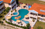 Greece, Macedonia, Halkidiki, Kassandra, Pefkohori, Rigakis hotel, with pool
