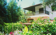 Greece, North Greece, Macedonia, Halkidiki, Nea Fokea, Afytos, La Mirage Apartments Studios, close to the beach