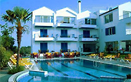Greece Hotels, North Greece, Thraki, Rodopi, Komotini Hotels, Fanari, Hotel Limni, with pool