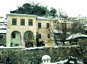 Casa CaldaTraditional Guesthouse,Sirrako,Ioannina,Ipeiros,North Greece,Winter Resort