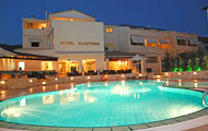Albatros Hotel, Sivota, Epiros, Thesprotia, North Greece