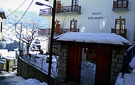 Olympic Hotel, Metsovo, Epiros, North Greece Hotel