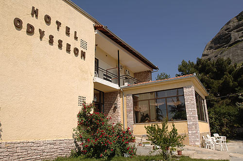 Odyssion Hotel,Kalambaka,Trikala,Pindos Mountain,Winter RESORT,Thessalia,Pertouli,Greece