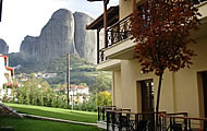 Meteoritis Hotel, Kastraki Village, Kalambaka Area, Meteora, Thessalia, Holidays in North Greece