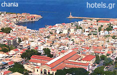 chania prefecture crete island hotels and apartments greece