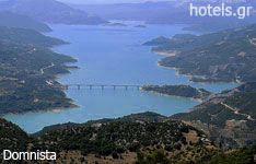 Domnista Evritania hotels and apartments central greece
