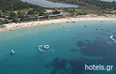 Macedonia Beaches - Alikes Beach (Amoliani, Chalkidiki)