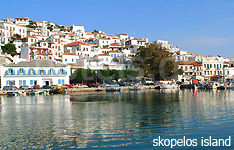skopelos island hotels and apartments greek islands greece