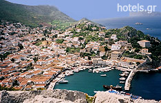 Argosaronic Islands greek islands hotels and apartments greece