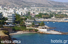varkiza hotels and apartments central greece
