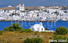 paros island hotels and apartments greek islands greece