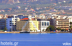 volos hotels and apartments north greece