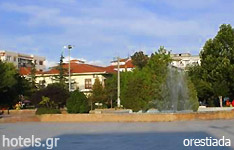 orestiada hotels and apartments north greece