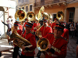Customs of Corfu - philharmonic orchestras