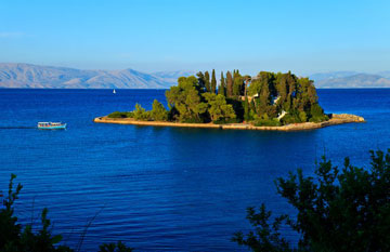 Corfu Island, Greek Island, Greece