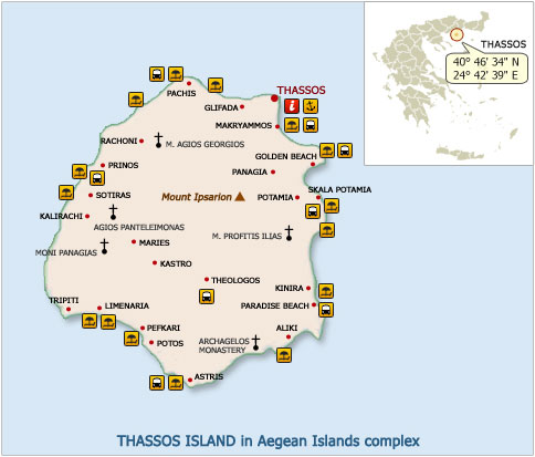 Karpathos Map Skopelos Tourist Skiathos Island - CLM: Căutați Ûi găsiți