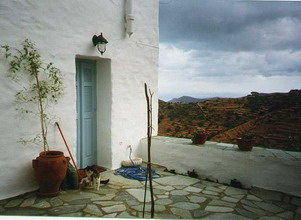 Kea,Chora House,Ioulida,Cyclades,Greek islands