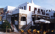 Greece, Greek Islands, Cyclades Islands, Kea, Tzia, Brillante Zoi Hotel