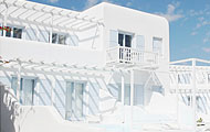 Mykonian Mare Inn Suite Spa, Agios Stefanos, Mykonos, Cyclades Islands, Greek Islands Hotels