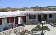 Greece,Greek Islands,Cyclades,Mykonos, Agia Anna Beach Studios