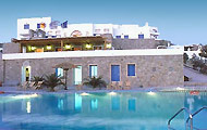 San Antonio Hotel,MIkonos,Kiklades,Tourlos,beach ,with pool