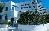 Greece,Greek Islands,Cyclades,Naxos,Sphinx Hotel