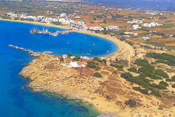 ,Agia Anna,Naxos,Cyclades Islands,Aegean Sea,Greece