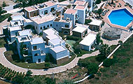 Greece, Greek Islands, Cyclades Islands, Naxos, Agios Georgios, Galaxy Hotel